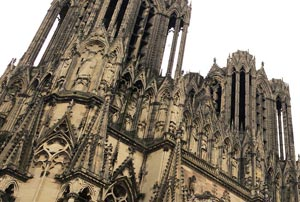 Notre Dame de Reims Cathedral: a day trip
