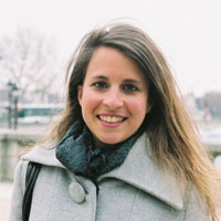 Picture of Cécile - Licensed Guide