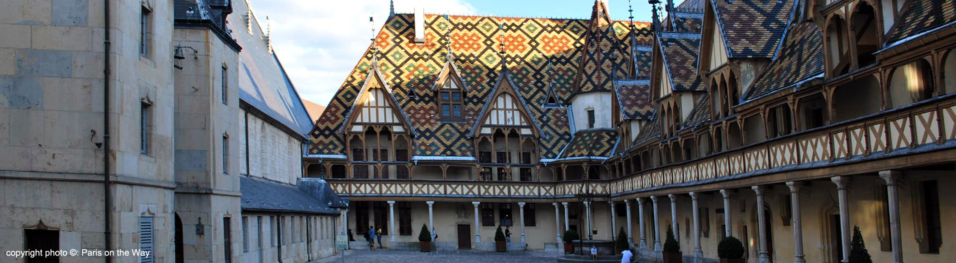 THE HOSPICES DE BEAUNE A CHARITY HOSPITAL