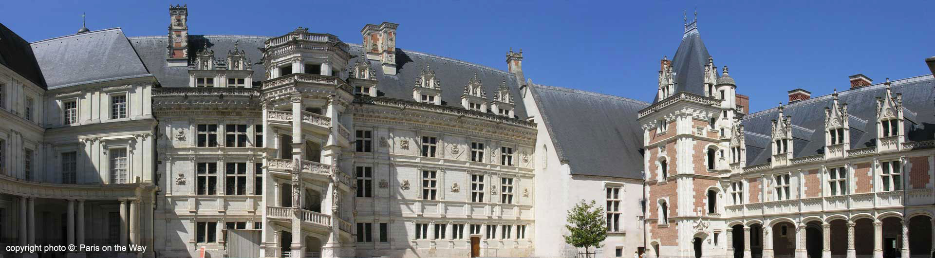 Guided Tour of Blois
