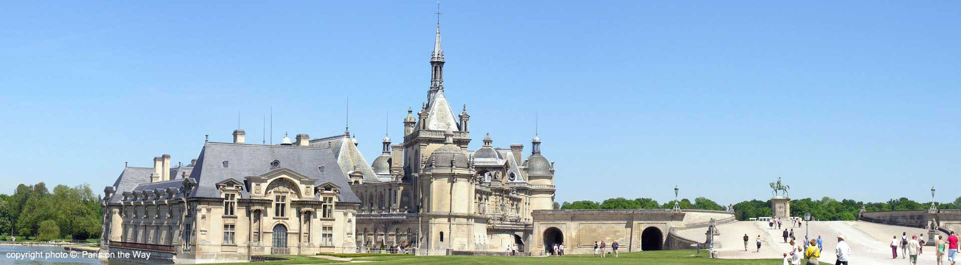 Guided Tour of Chantilly