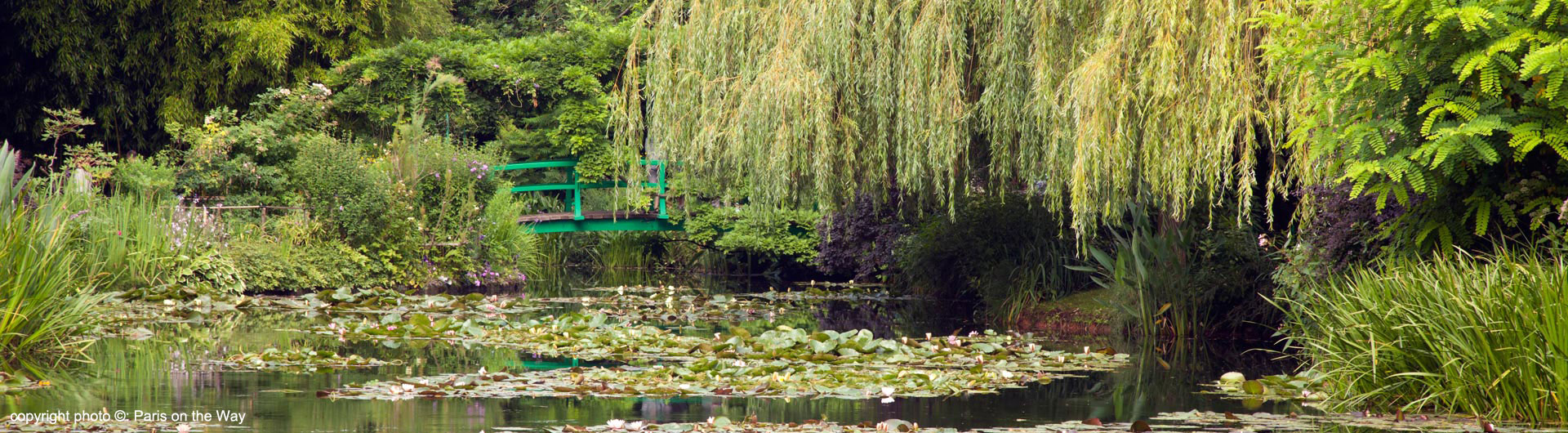 Guided Tour of Giverny