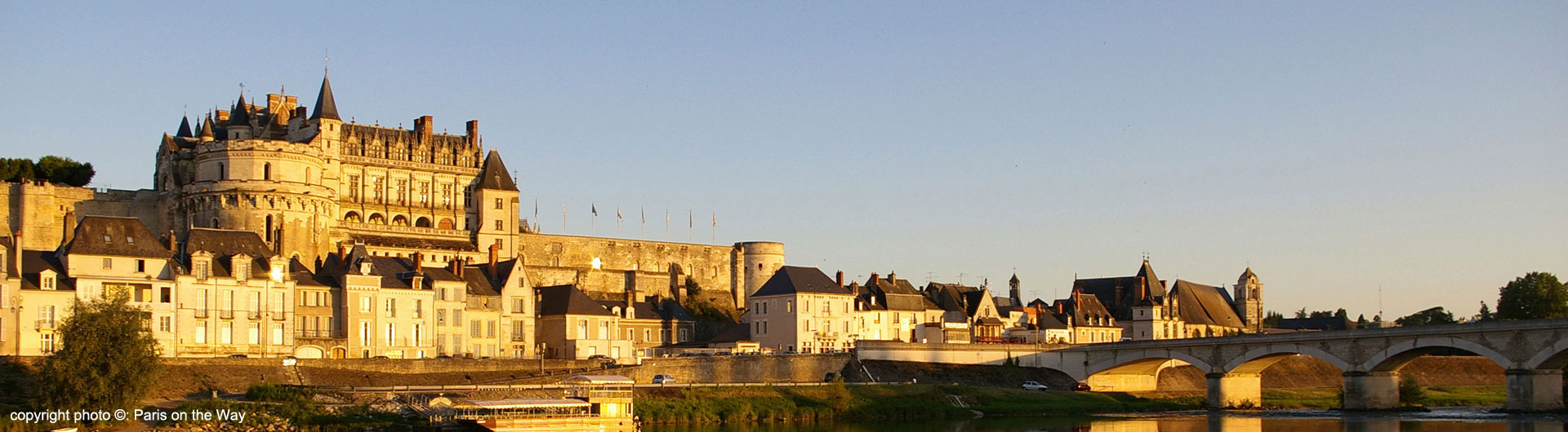 Guided Tour of Amboise