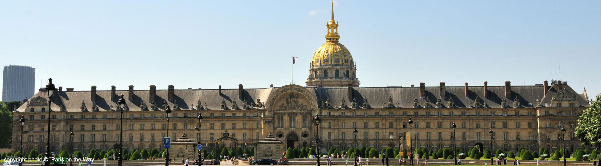 Guided Visit of Hotel des Invalides