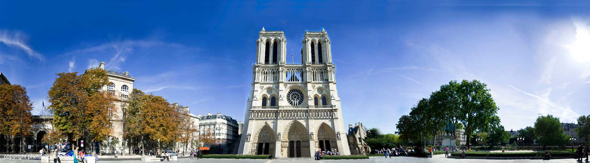Guided Visit of Notre Dame